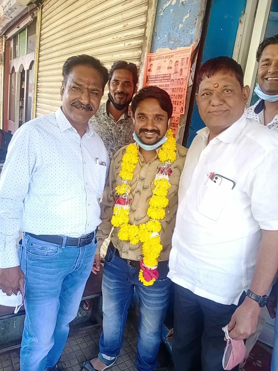 Jhabua News-शक्ति सिंह देवड़ा युवा प्रकोष्ठ जिला अध्यक्ष झाबुआ मनोनीत