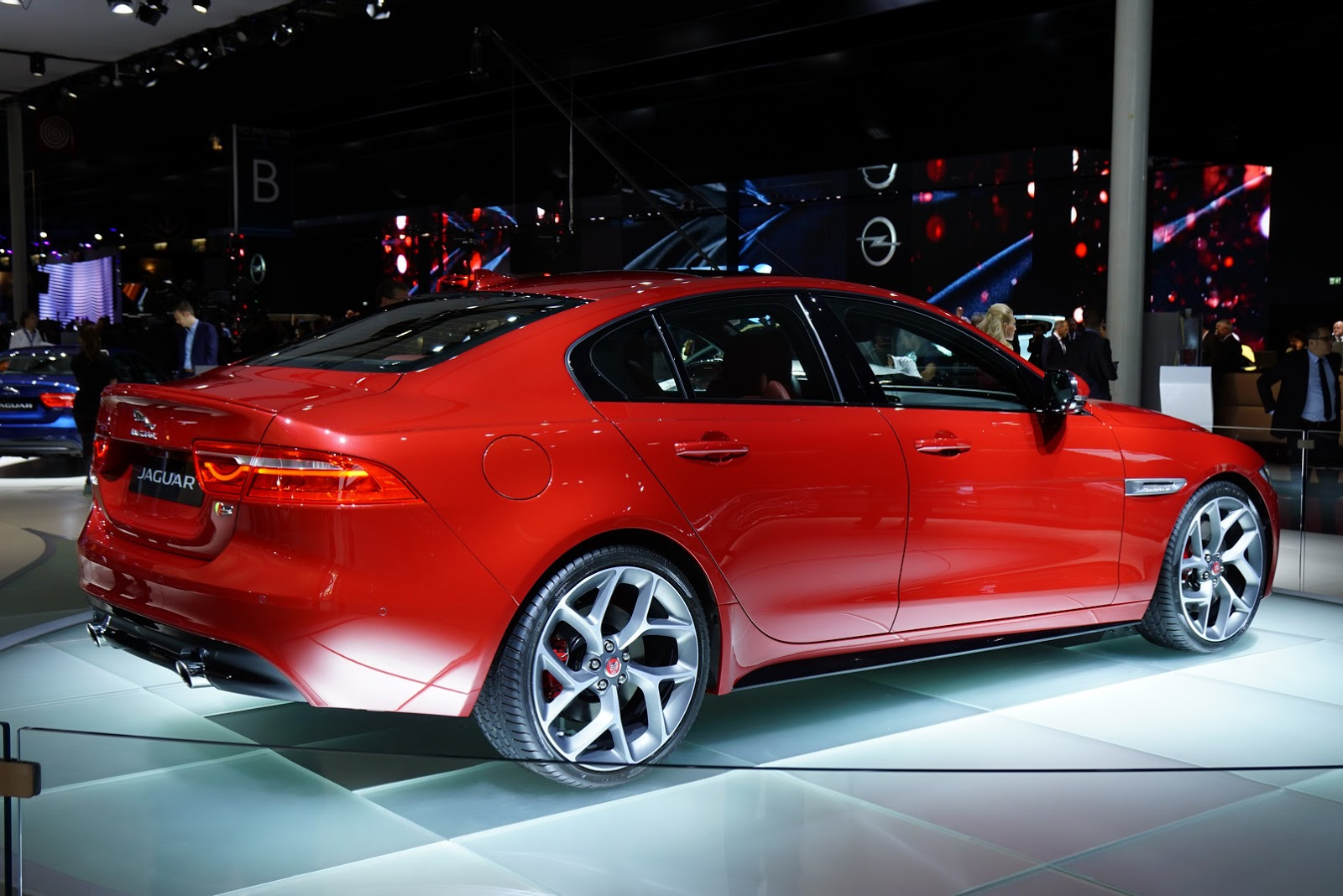 Infiniti Suv 2017 >> 2017 Jaguar XE Priced From $34,900*, New 2016 XF From ...