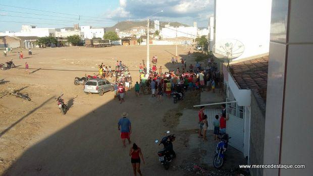 Homem é assassinado a tiros no Loteamento Rio Verde, em Santa Cruz do Capibaribe