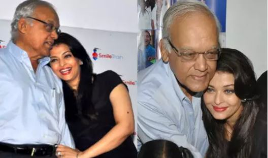 Aishwarya-rai father