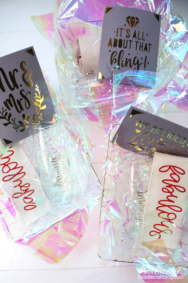 Cricut Joy makes customizing gifts easy and quick! Cricut has made it wonderfully convenient to get started with Cricut in a wide range of budgets and space. Cricut Joy is compact and powerful--it has a couple benefits that the Maker and Explore Air 2 don't have.