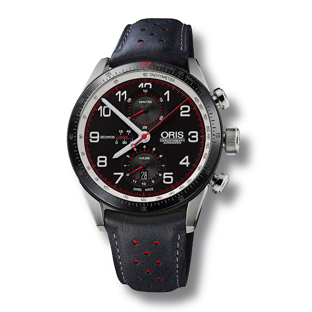 Oris Calobra Limited Edition Watch dial