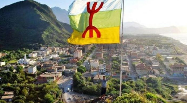 منطقة القبائل لا تزال  تنبض بالأمل في استقلالها عن الجزائر