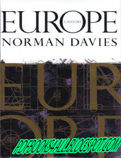 Cover Page of Europe A History Book Download