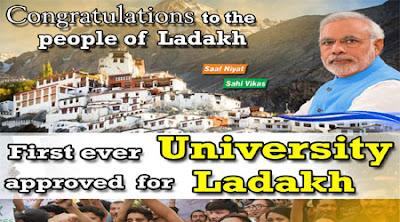 first ladakh univercity
