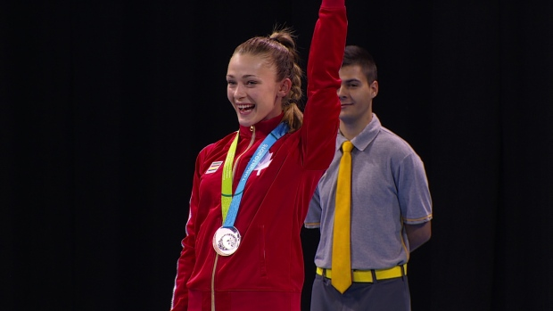 Fredericton's Karate Kate begins her Olympic journey
