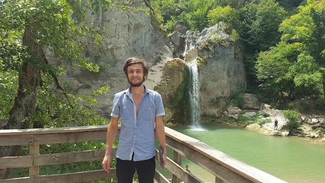 Harun İstenci Kastamonu Küre Dağları Milli Parkı, Ilıca Şelalesinde.