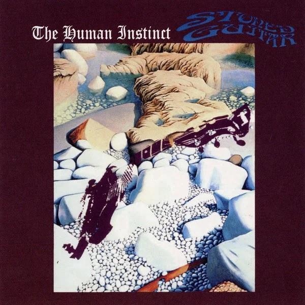 The Human Instinct - Stoned Guitar (1970, Rock Psicodélico, Blues Rock)