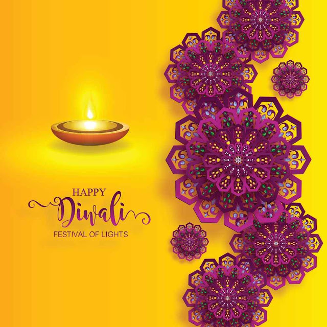 happy diwali 2019 wall design