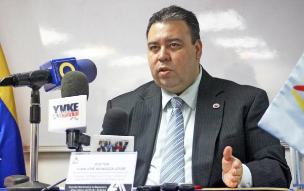 Magistrado del TSJ Juan José Mendoza golpeado en el CCCT