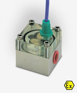 Kytola Oval Gear Flow meter Model 2950