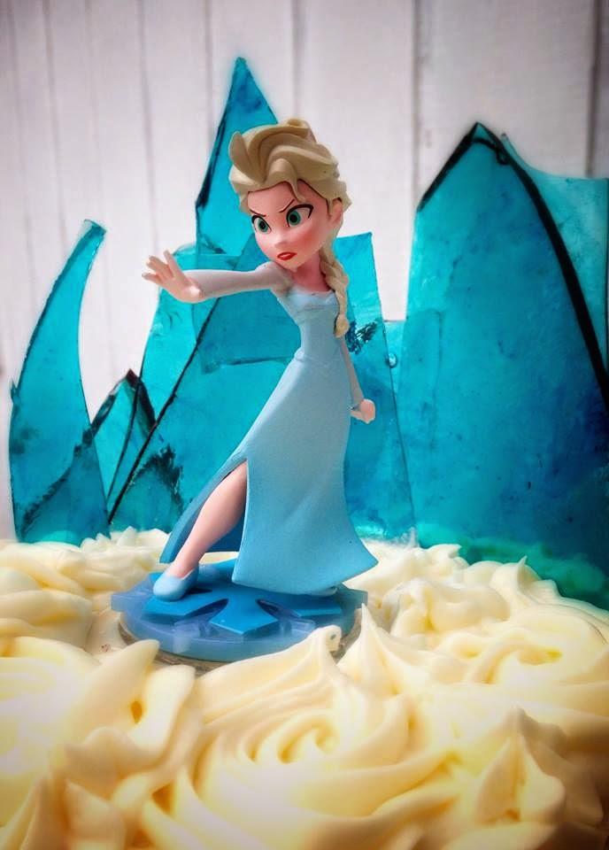 Cakes And Cookies Disney S Frozen Birthday Cake