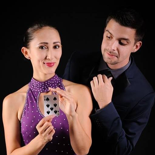 Nathan and Morgan, Magicians in New Orleans Louisiana