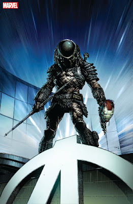 Marvel Comics Predator Stories