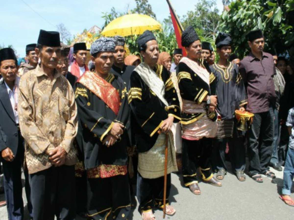 Pengambilan keputusan di Minangkabau