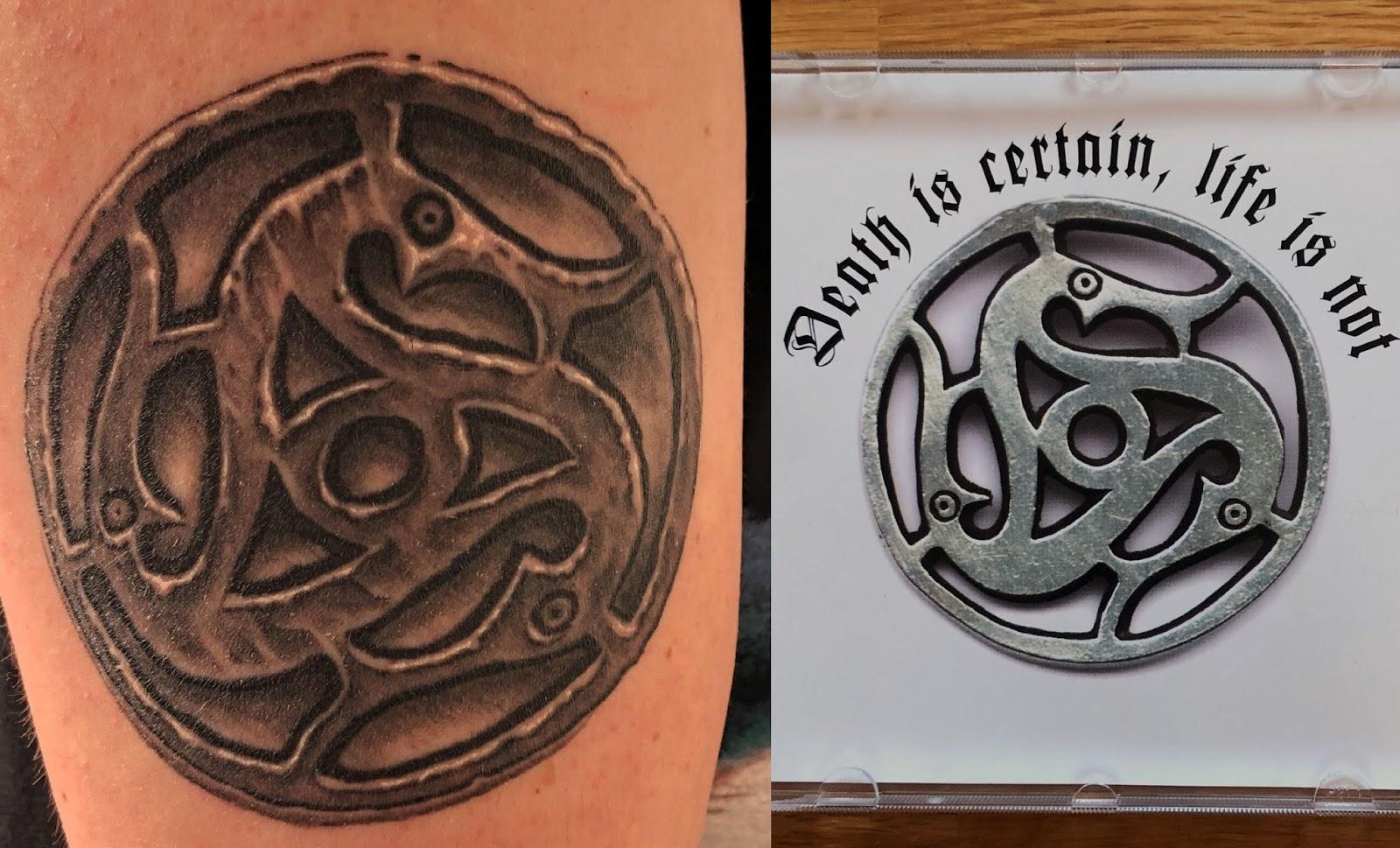 Tattoo font black metal Tattoo Fonts