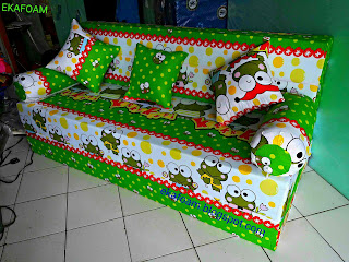 Sofa bed inoac new keroppy