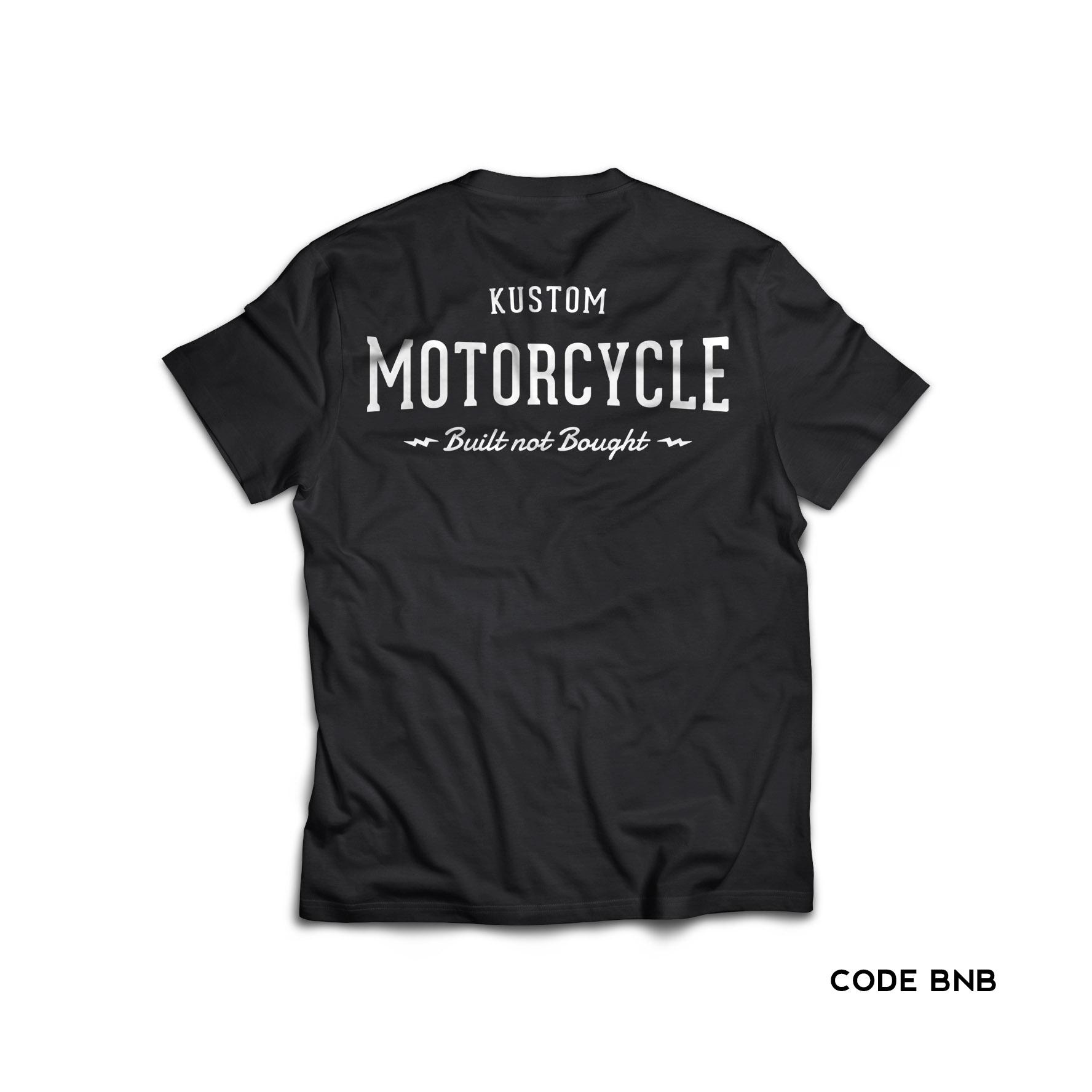 Kaos Motor Cafe Racer Kustomgaras Japstyle Trail Bratstyle Chopper Motocross Supermoto Deus Erigo Rodaduasampetua FMC Elder Garage