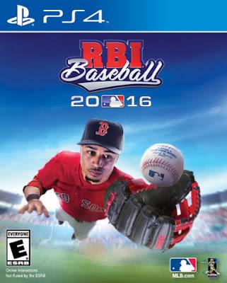 RBI Baseball 16 Free Download