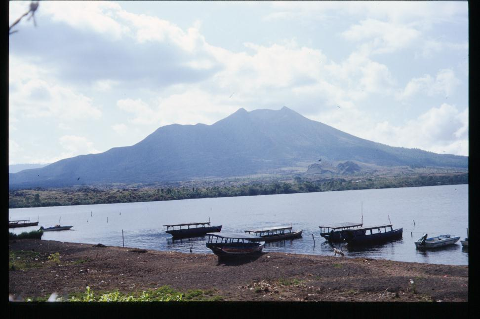 Mount Batur Bali, The First Indonesia's Geopark by UNESCO