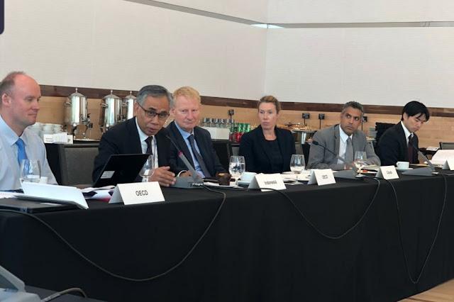 OJK dan IFC Sepakat Lanjutan Pengambangan Program Keuangan Berkelanjutan