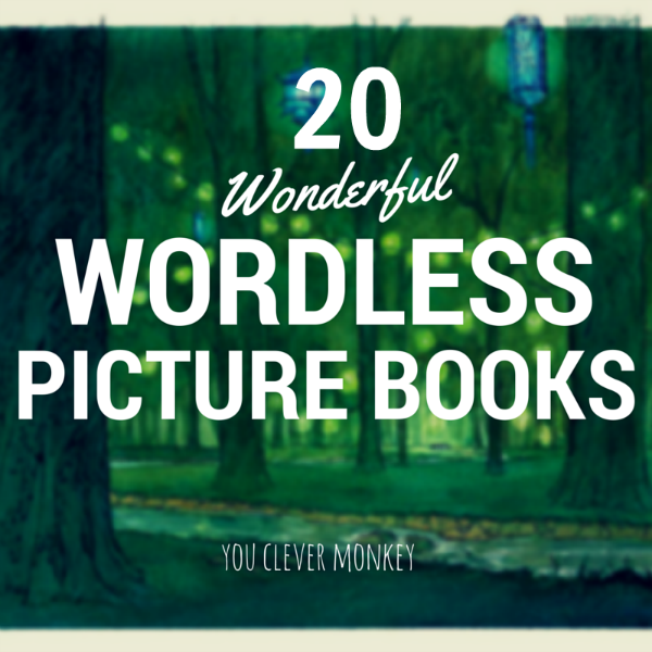photo relating to Printable Wordless Picture Books known as 20 Impressive WORDLESS Think about Guides on your own good monkey