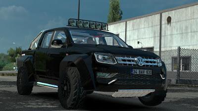 Volkswagen Amarok V6 (V1R10) (1.35)