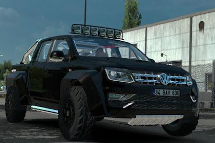 Volkswagen Amarok V6 (V1R10)