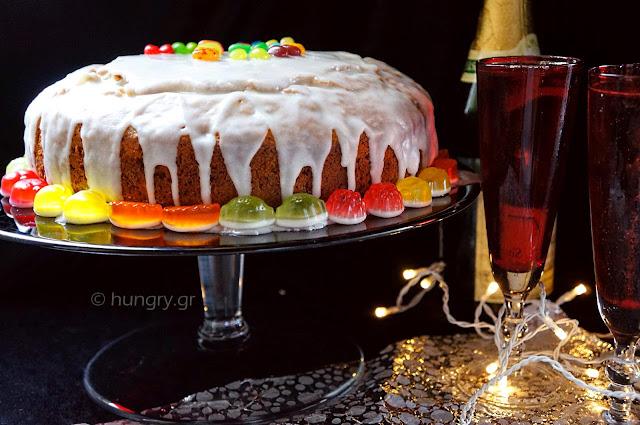 New Year's Cake 2015