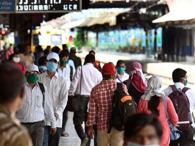 COVID-19 लाइव अपडेट: महाराष्ट्र में 6,738 ताजा मामले दर्ज किए गए;  मुंबई में मरने वालों की संख्या 10,196 हो गई