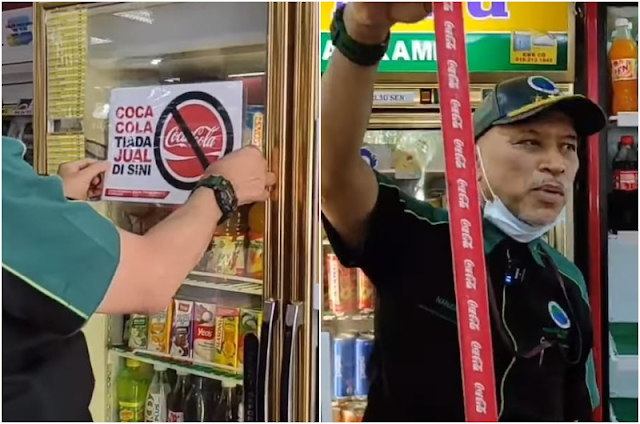 Kecam Serangan Israel, Aktivis Halal Malaysia Serukan Boikot Coca-Cola