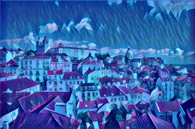 Lisboa - Miradouro das Portas do Sol_Blue world