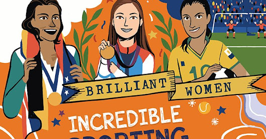 Book Review - Brilliant Women: Incredible Sporting Champions
