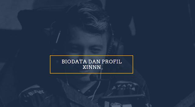 Biodata dan Profil RRQ XIN Carry Terbar bar! – Mobile Legends