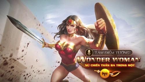 """Hình ảnh bên ngoài """"liễu hèn đào tơ"""" của Wonder Woman ẩn chứa bên trong một nội khí rất chi là đáng nể"""