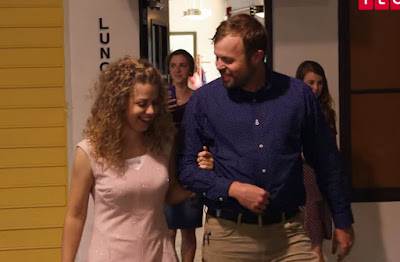 John-David Duggar proposal Abbie Burnett