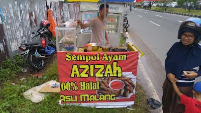 Sempol Ayam Jajanan Khas Kota Malang Kini Hadir di Pontianak, Seperti Apa Rasanya?