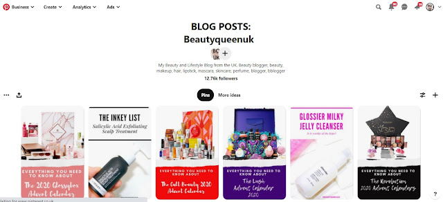 Why I Use Pinterest for my Blog