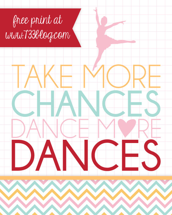 Dance Teacher Gift Idea - Inspiration Made Simple