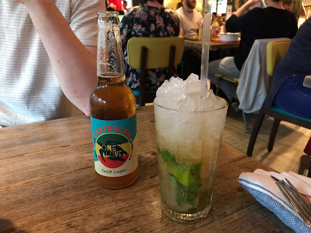 Turtle Bay Summer Menu Restaurant Review Middlesbrough