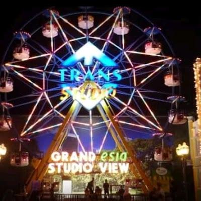 Trans Studio Theme Park Makassar resmi berhenti