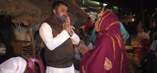 LALAN KUMAR ARRANGES MARRIAGE OF DEPRIVED SECTION OF SOCIETY