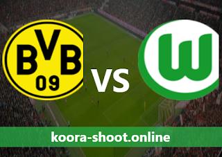 بث مباشر مباراة فولفسبورج وبوروسيا دورتموند اليوم بتاريخ 24/04/2021 الدوري الالماني
