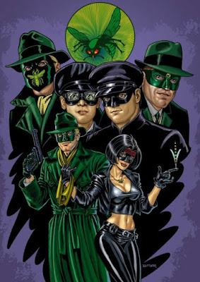 Green Hornet Comic Book