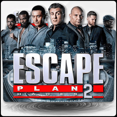 Escape Plan 2 Hades 2018 Dual Audio HDRip 480p ESub x264