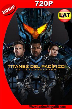 Titanes del Pacífico: la Insurrección (2018) BDRIP 720p Dual Latino-Ingles HD