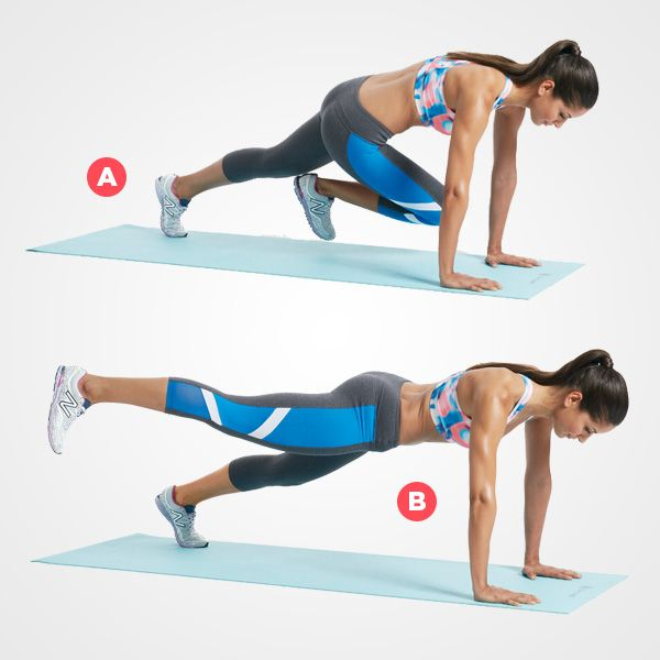 Mobility Plank