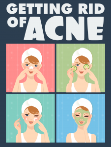 Getting Rid of Acne Free Beauty Ebook