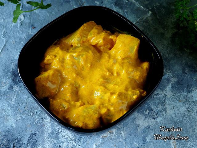 Marynata curry