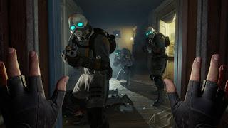 Half-Life Alyx VR VREX